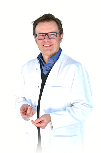Dr. Michael Emberger